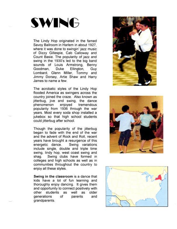 teacher s manual dvd rh impressionsdanceclub net 1940s Swing Dancing ballroom dancing manual